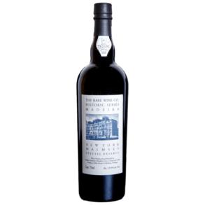 Rare Wine Co Madeira New York Historic Series 750 ml