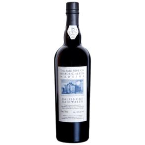 Rare Wine Co Madeira Baltimore Historic Series 750 ml