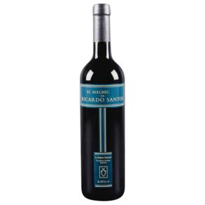 Ricardo Santos Malbec La Madras Vineyard 750 ml