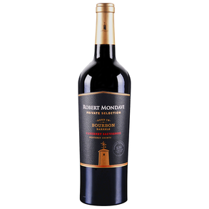 Robert Mondavi Cab Bourbon Barrel Private Selection 750 ml