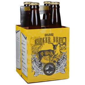 Rocky Mountain Ginger Beer 4pk