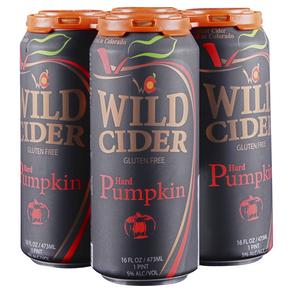 Rocky Mtn Wild Pumpkin 4pk 16 oz Cans