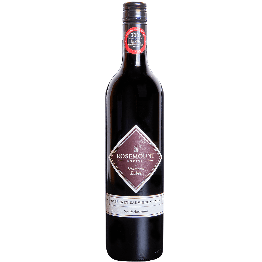 Rosemount Cabernet Sauvignon Diamond Label 750 ml