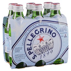 San Pellegrino 6pk 250 ml Btls