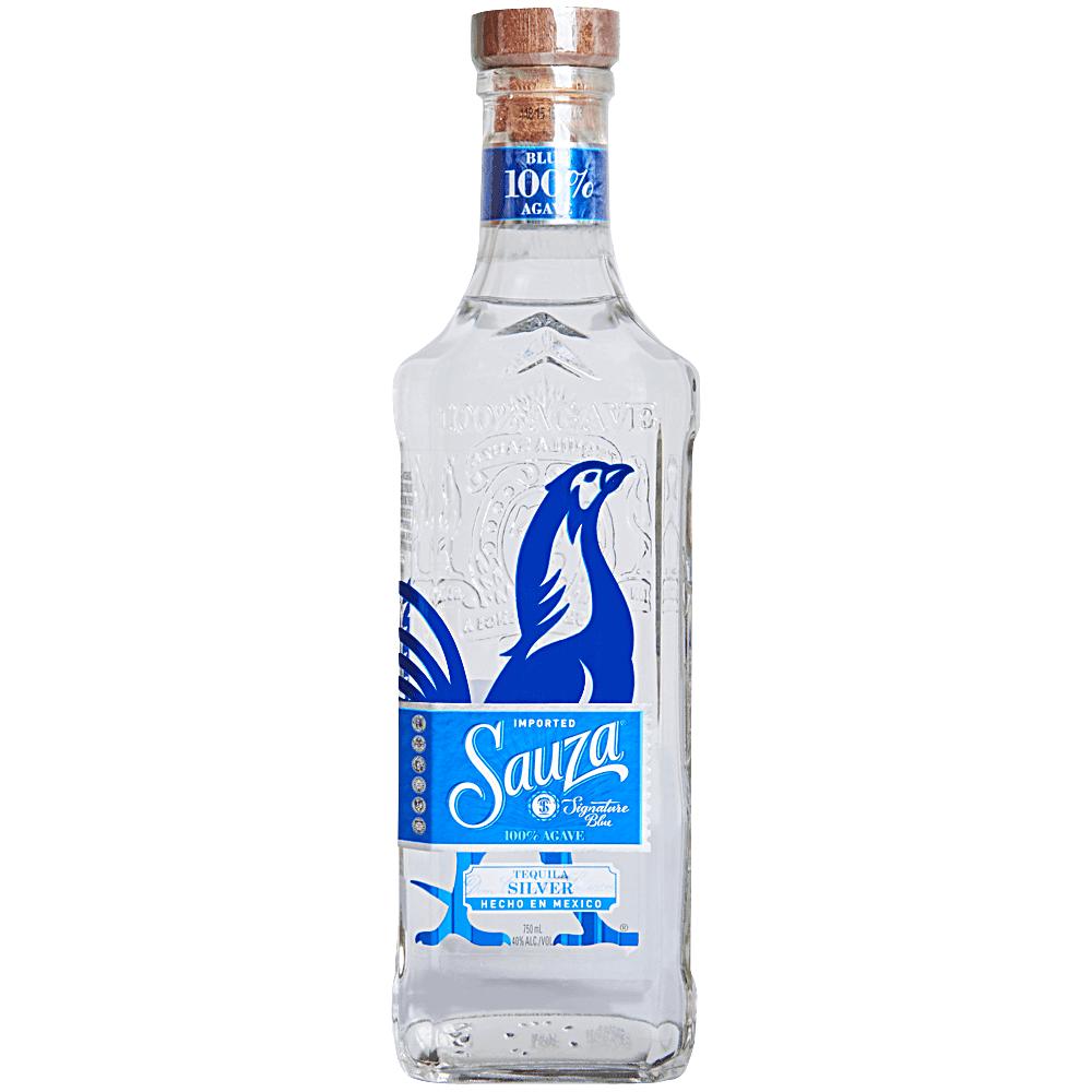 Applejack Sauza Blue Silver Tequila