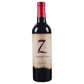 The Seven Deadly Zins Zinfandel Old Vine 750 ml