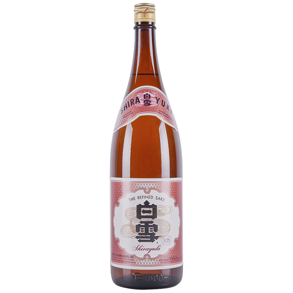 Applejack Shirayuki Sake 1 8 L