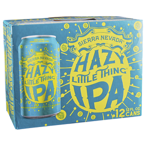 Sierra Nevada Hazy Little Thing 12pk 12 oz Cans