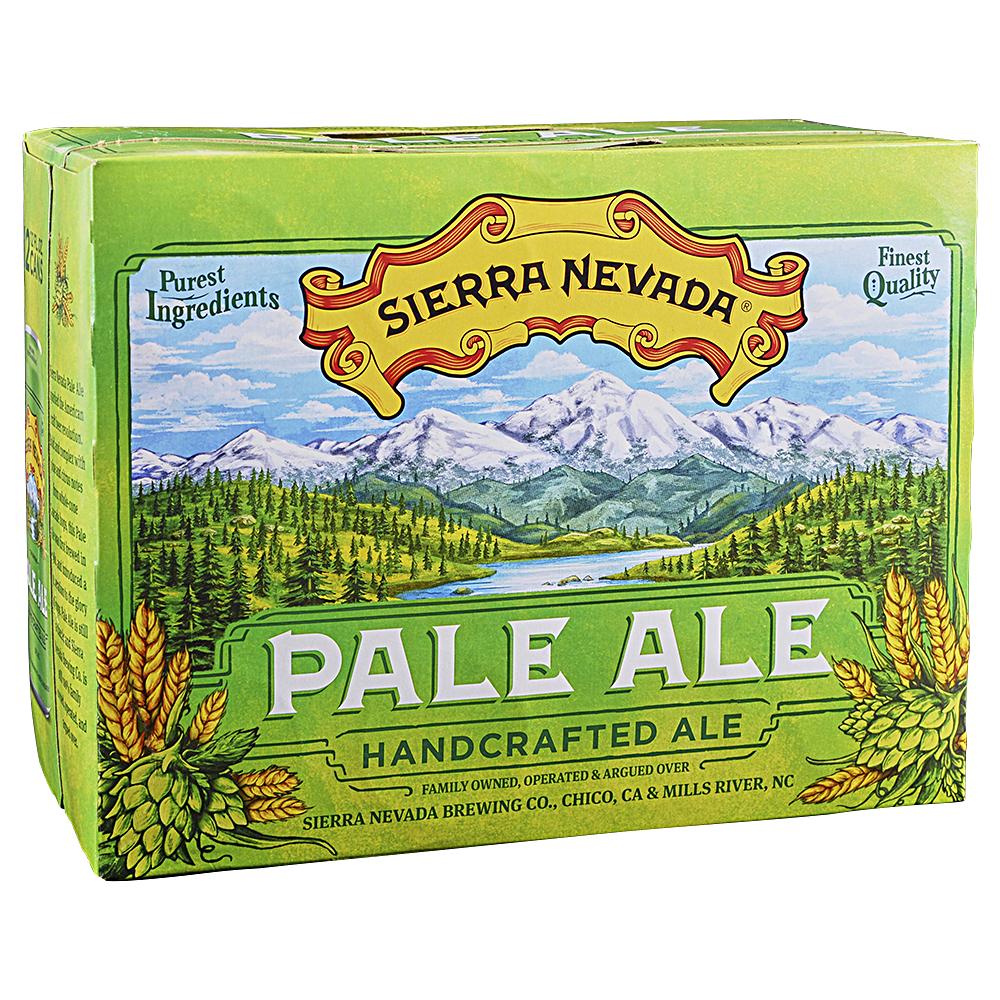 Sierra Nevada Pale 12pk 12 oz Cans