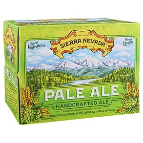 Sierra Nevada Pale Ale 12pk 12 oz Btls