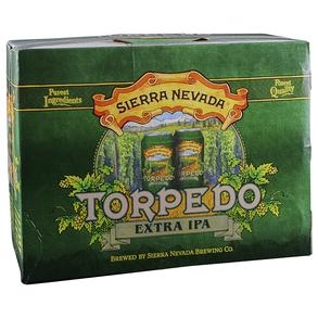 Sierra Nevada Torpedo IPA 12pk 12 oz Cans