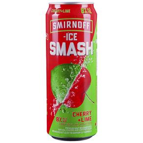 Smirnoff Ice Smash Cherry Lime 24 oz Can