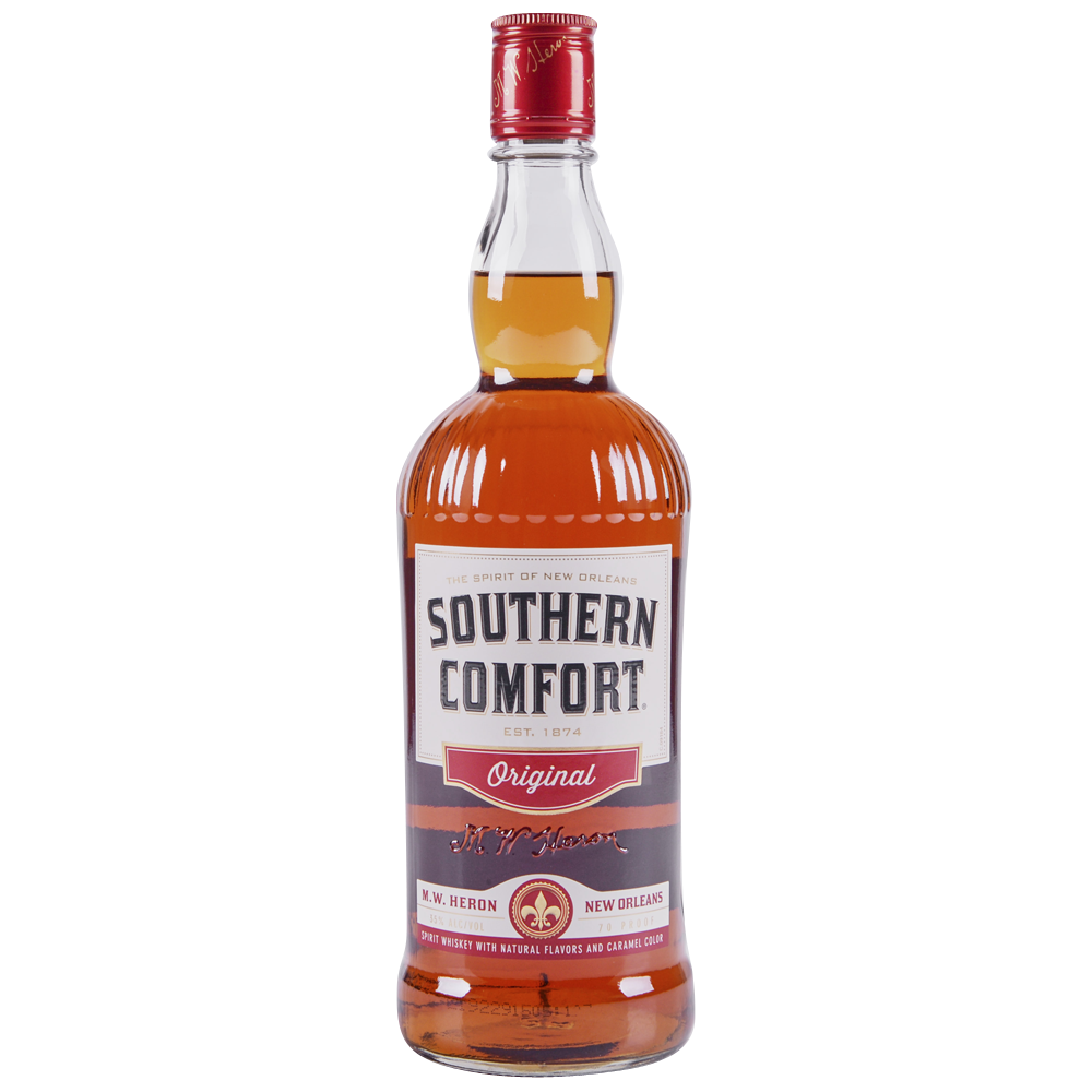 Sothern Comfort is a 140 Year-Old Secret Recipe.