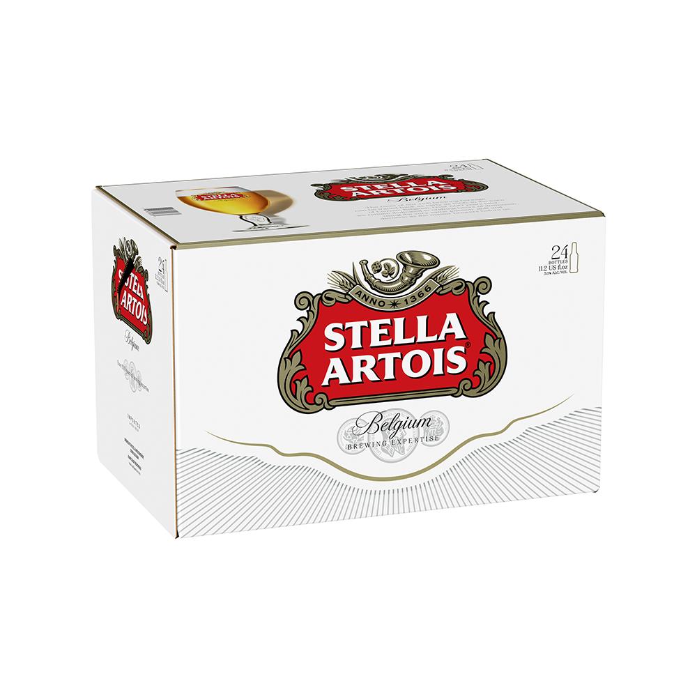 Stella Artois Loose 24pk 11 oz Bottles