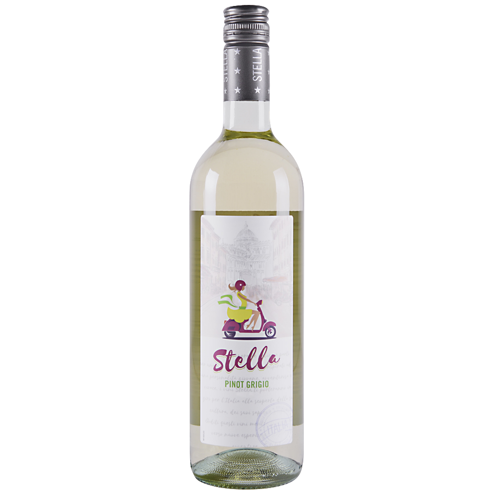 Stella Pinot Grigio 750 ml