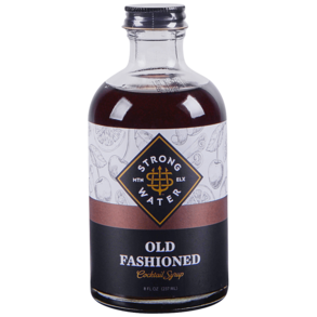 Strongwater Old Fashioned Syrup 8 oz.