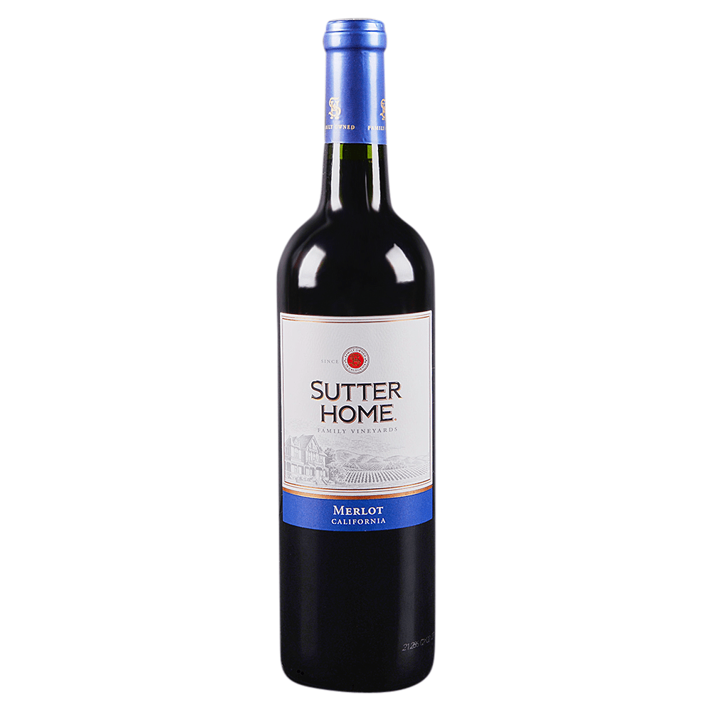 Sutter Home Merlot 750 ml