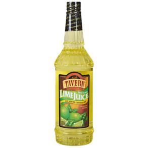 Tavern Lime Juice Bar Mix 1.0 l