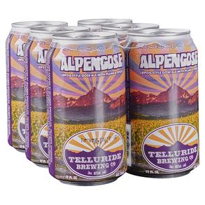 Telluride AlpenGOSE 6pk 12 oz Cans
