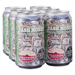 Telluride Cash Money Pale Ale 6pk 12 oz Cans