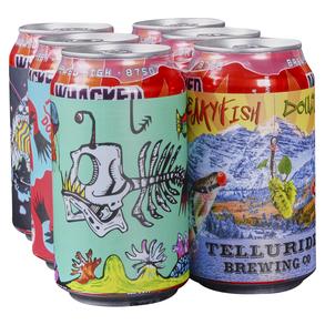 Telluride Freaky Fish Belgo DIPA 6pk 12 oz Cans