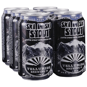 Telluride Ski In Ski Stout 6pk 12 oz Cans