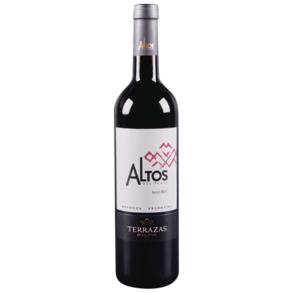 Terrazas Malbec Altos Del Plata 750 ml