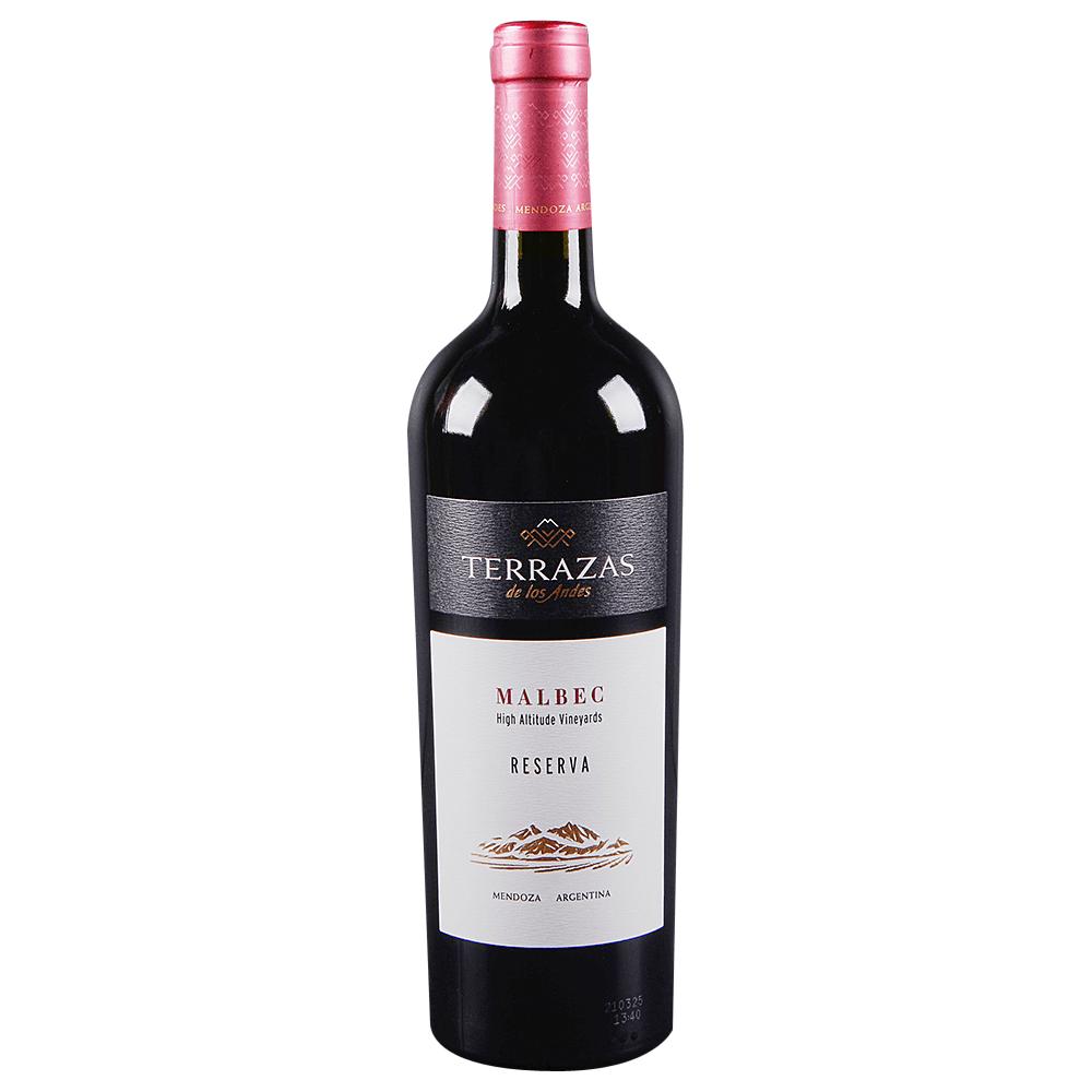 Terrazas Malbec Reserva 750 ml
