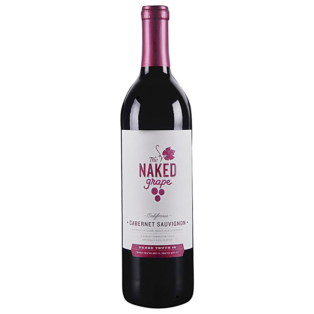 NAKED GRAPE NAKED Grape Cabernet Sauvignon - goBOTTLE