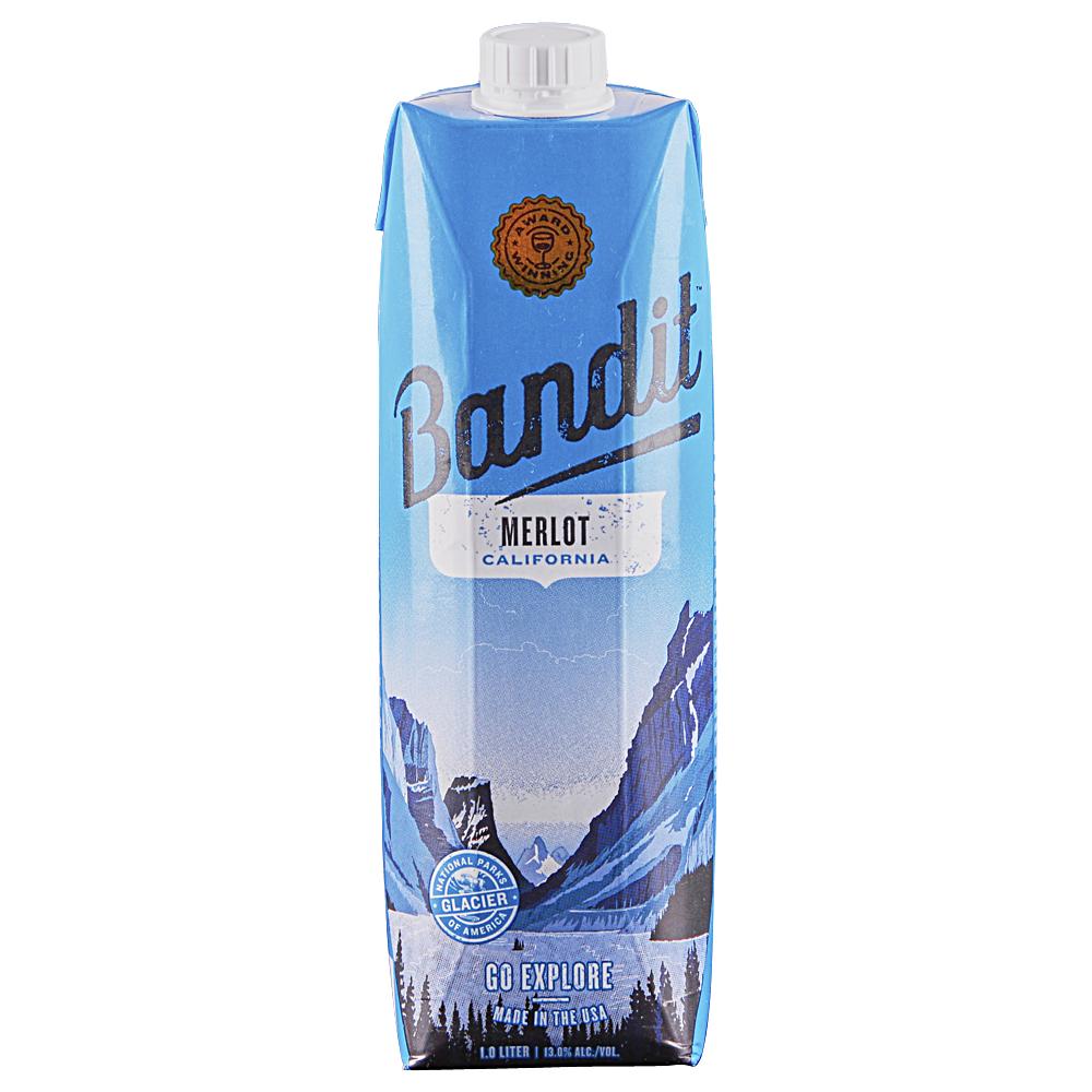 Bandit Merlot Go Explore 1.0 L