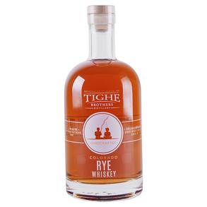 Tighe Brothers Rye Whiskey 750 ml