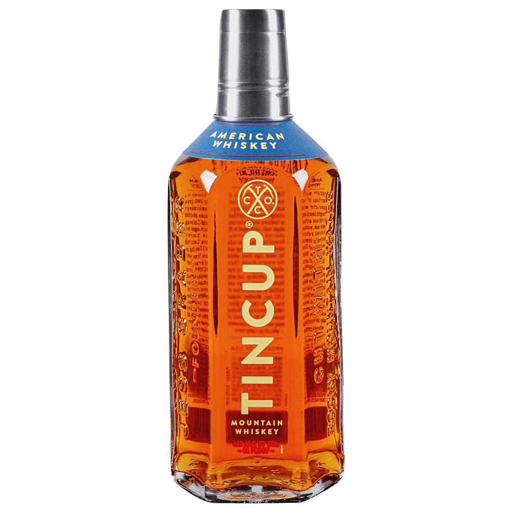 Applejack Tin Cup Whiskey