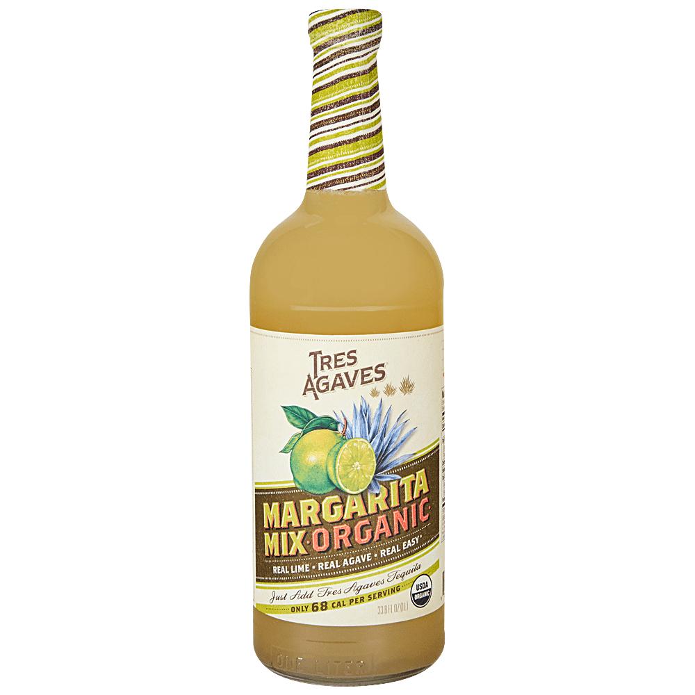 Tres Agaves Margarita Mix 1.0 l