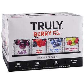 Truly Berry Variety 12pk 12 oz Cans