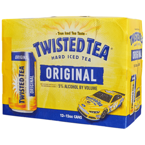 Applejack Twisted Tea 24 Oz Can