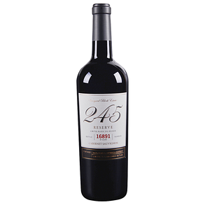 Vineyard Block Estate Block 245 Cabernet Sauvignon Reserve Paso Robles 750 ml