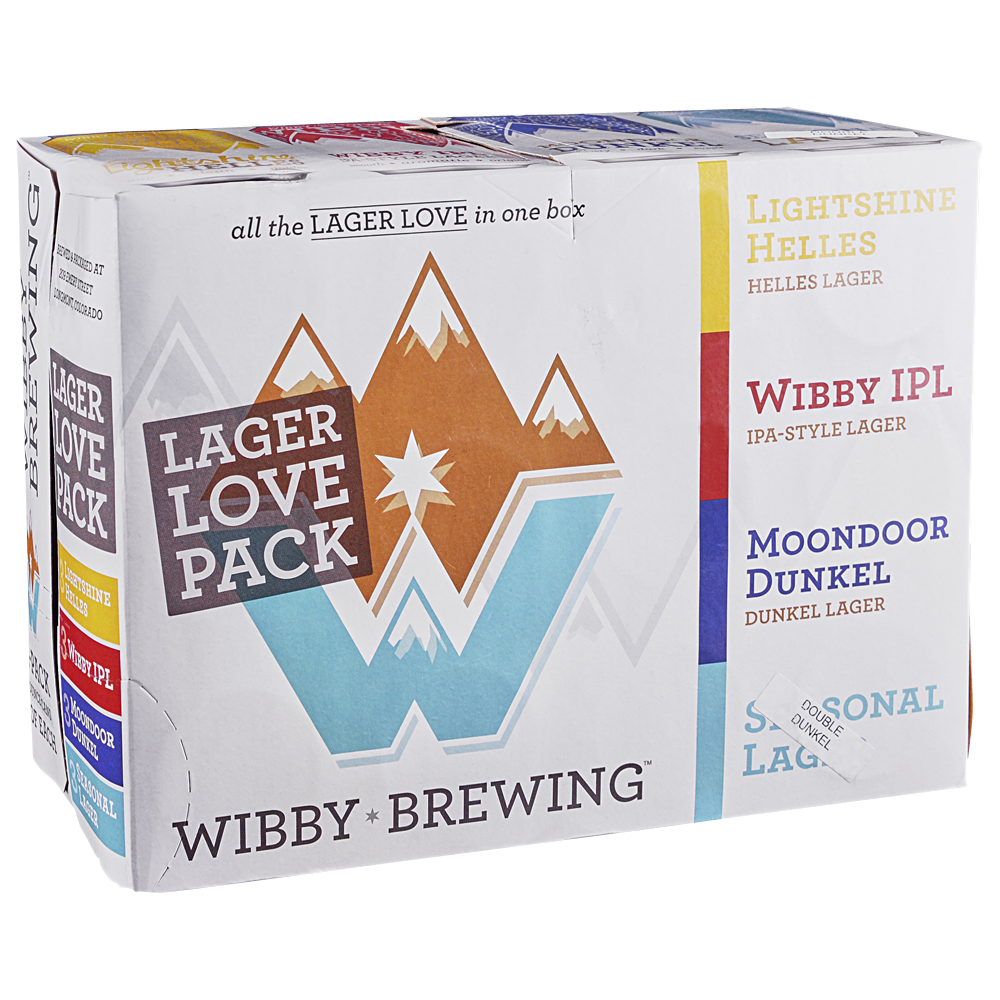Wibby Variety Pack 12pk 12 oz Cans