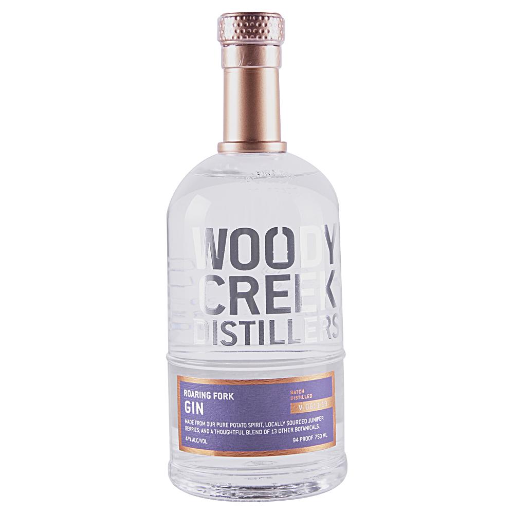 Woody Creek Gin 750 ml
