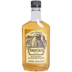 Yukon Jack Canadian Liqueur 375 Ml Applejack