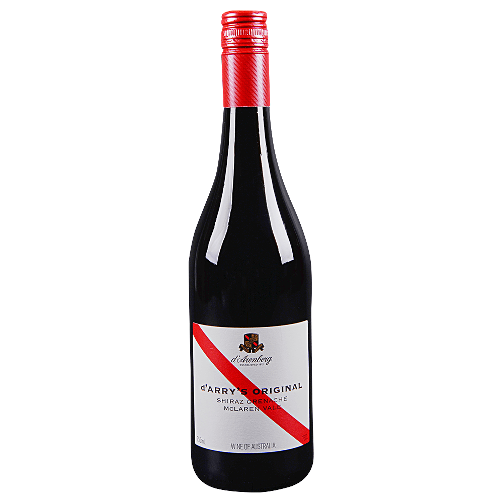 D Arenberg Shiraz Grenache Darrys Original 750 ml
